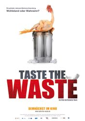 Affiche Taste The Waste