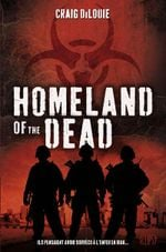 Couverture Homeland Of The Dead