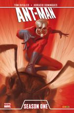 Couverture Ant-Man : Season One