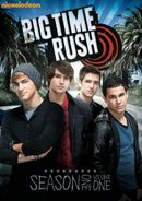 Affiche Big Time Rush