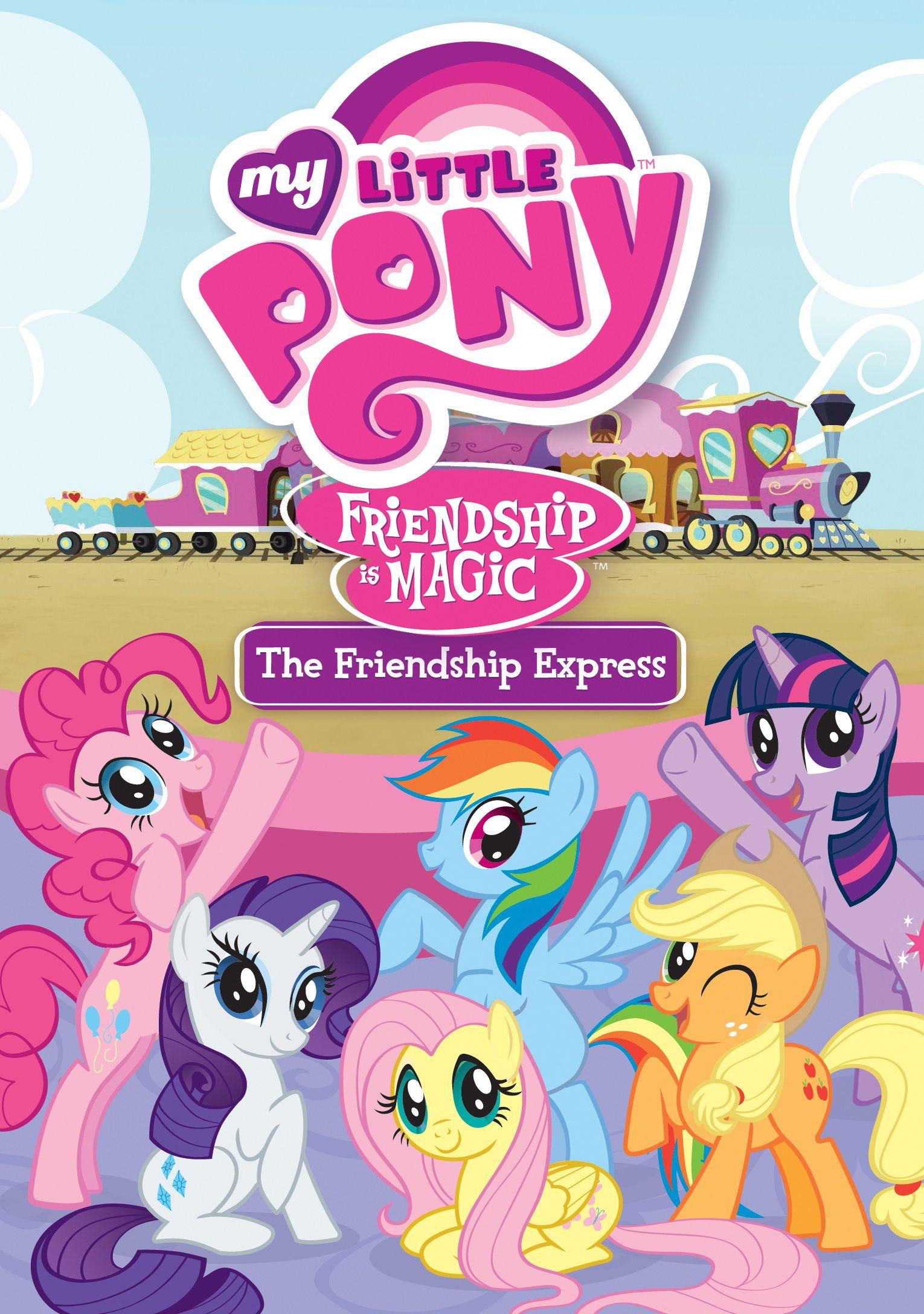 My little pony les amies c 39 est magique dessin anim 2010 - My little pony dessin anime ...