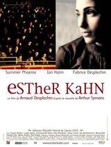 Affiche Esther Kahn
