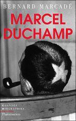 Couverture Marcel Duchamp