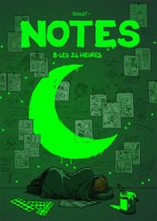 Couverture Les 24 Heures - Notes, tome 8