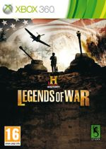 Jaquette The History Channel : Legends of War - Patton