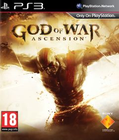 Jaquette God of War: Ascension
