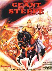 Affiche Le géant de la steppe