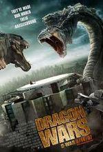 Affiche D-War : La Guerre des dragons