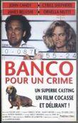 Affiche Banco pour un crime