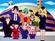 Affiche Dragon Ball : Goku et la sécurité routière