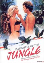 Affiche Daughter of the jungle