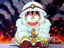 Affiche Dragon Ball: Goku le pompier