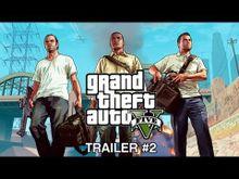 Video de Grand Theft Auto V