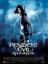 Affiche Resident Evil : Apocalypse