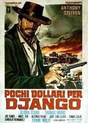 Affiche Quelques dollars pour Django