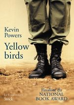 Couverture Yellow birds
