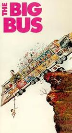 Affiche Le Bus en folie