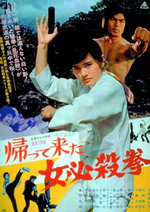 Affiche The Return of the Sister Street Fighter