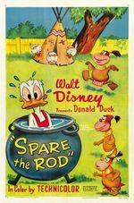 Affiche Donald et les Pygmées cannibales