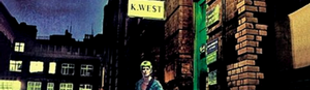 Illustration Top 15 Bowie !