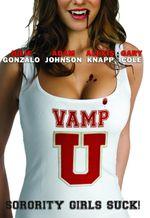 Affiche Vampire University