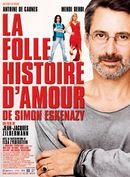 Affiche La Folle histoire d'amour de Simon Eskenazy