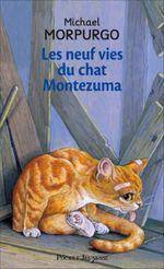 Couverture Les Neuf Vies du chat Montezuma