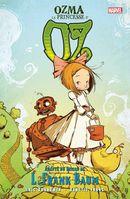 Couverture Ozma, la princesse d'Oz - Le magicien d'Oz, tome 2