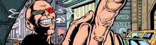 Cover Amour, haine et bande dessinée américaine