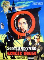 Affiche Scotland Yard Contre Cercle Rouge