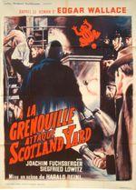 Affiche La Grenouille attaque Scotland Yard