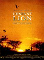 Affiche L'Enfant lion