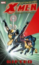 Couverture Astonishing X-Men: Gifted