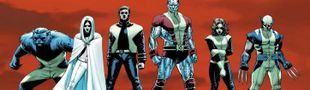 Cover Chronologie Astonishing X-Men (VO)