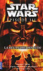 Couverture La revanche des Sith