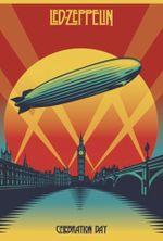 Affiche Led Zeppelin : Celebration Day