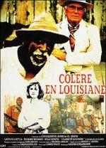 Affiche Colère en Louisiane