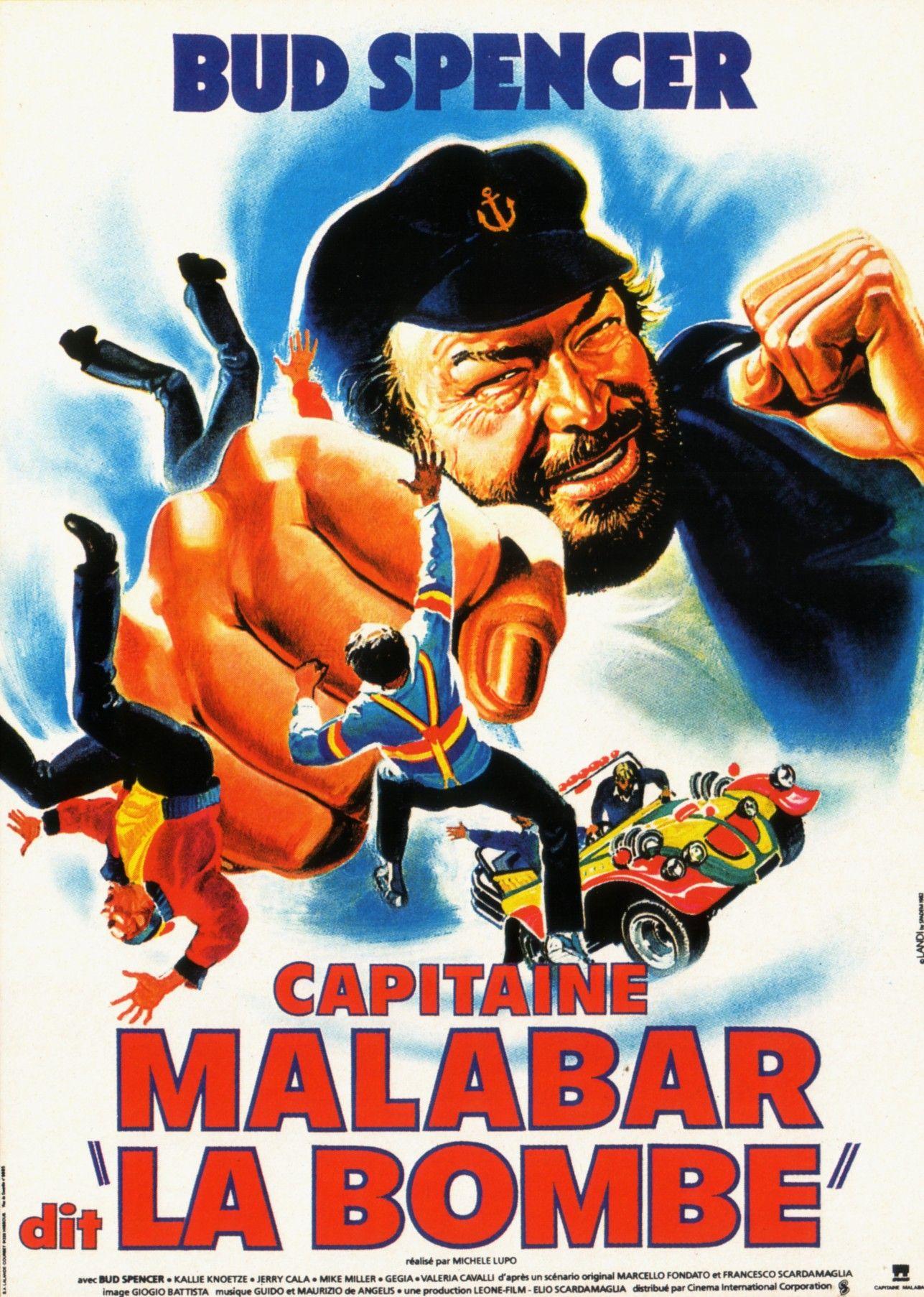 capitaine malabar dit la bombe
