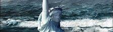 Affiche Cyclone Catégorie 7 : Tempête mondiale