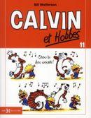Couverture Chou bi dou wouah ! - Calvin et Hobbes, tome 11