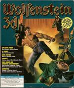 Jaquette Wolfenstein 3D