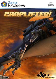 Jaquette Choplifter HD