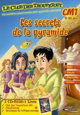 Jaquette Le Club des Trouvetout CM1 : Les secrets de la pyramide