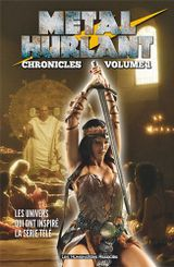 Couverture Metal Hurlant Chronicles