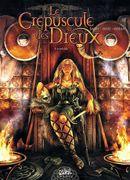 Couverture Kriemhilde - Le Crépuscule des Dieux, tome 5