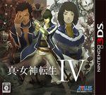 Jaquette Shin Megami Tensei IV