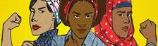 Illustration Les livres féministes