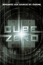 Affiche Cube Zero