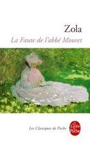 Couverture La Faute de l'abbé Mouret