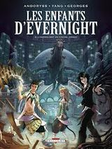 Couverture L'Orphelinat du Cheval pendu - Les Enfants d'Evernight, tome 2